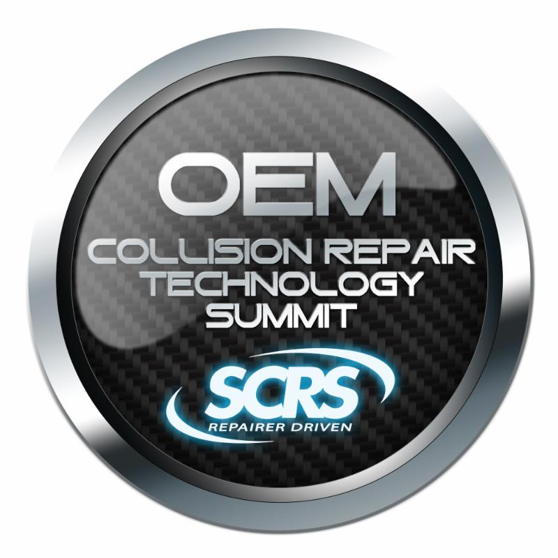 OEM Repair Driven Technology Summit Badge - Society of Collision