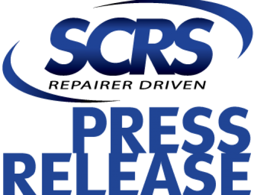 Press Release: SCRS Repairer Driven Education Kicks off on Monday