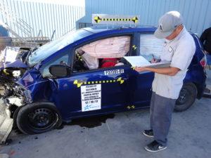 2013 Honda Fit Aftermarket Parts Crash Test 20171219 107 300×225