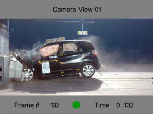 Crash Test Control 2010 Honda Fit 20171226 300×224