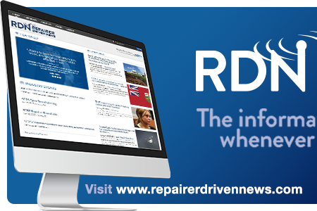 Repairer Driven News Website