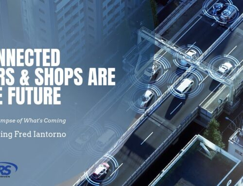 Connected Cars and Shops – The Future of the Collision Industry – Fred Iantorno