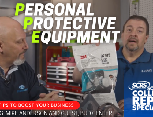 SCRS Quick Tips: Personal Protective Equipment