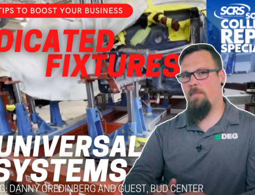 SCRS Quick Tips: Differences Between Dedicated and Universal Pulling Systems