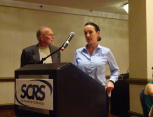 SCRS offers questions for body shops to ask recyclers about suspension parts