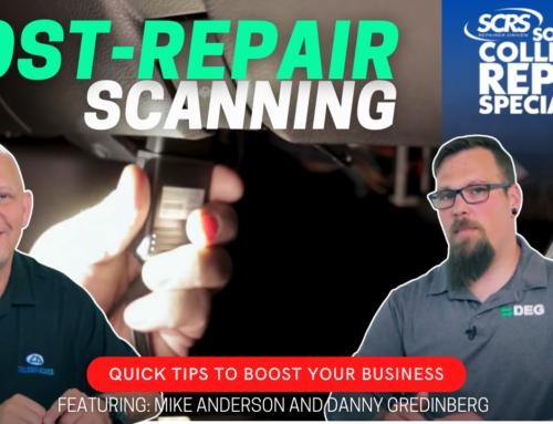 SCRS Quick Tips: Post-Repair Scans