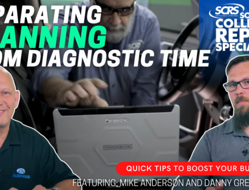 SCRS Quick Tips: Separating Scan Time from Diagnostic Time
