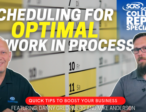 SCRS Quick Tips: Scheduling for Optimal Work In Process